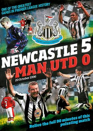 Newcastle 5: Manchester United 0 Online DVD Rental