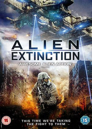 Rent Alien Extinction (aka Age of Tomorrow) Online DVD Rental