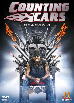 Counting Cars: Series 3 Online DVD Rental