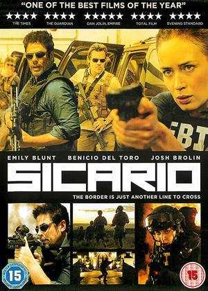 Rent Sicario Online DVD Rental