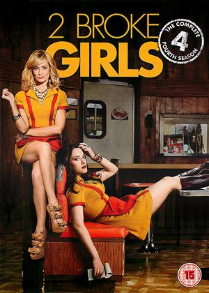 2 Broke Girls: Series 4 Online DVD Rental