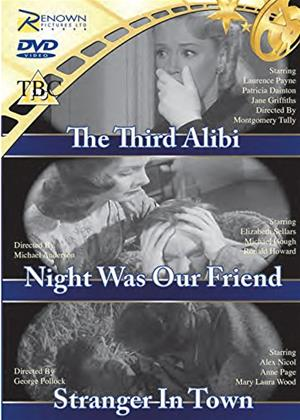 Rent The Third Alibi / Night Was Our Friend / Stranger in Town Online DVD Rental