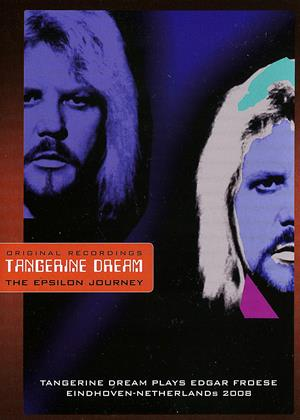 Tangerine Dream: The Epsilon Journey Online DVD Rental