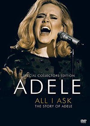 Rent Adele: All I Ask Online DVD Rental