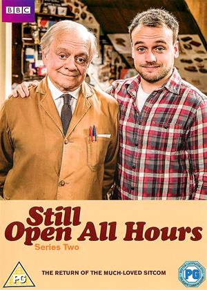 Still Open All Hours: Series 2 Online DVD Rental