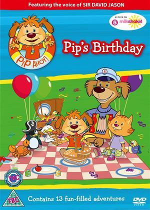 Rent Pip Ahoy!: Pip's Birthday Online DVD Rental