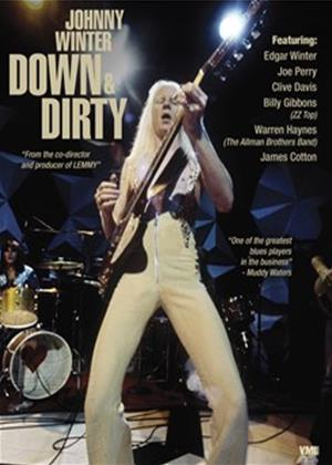 Johnny Winter: Down and Dirty Online DVD Rental