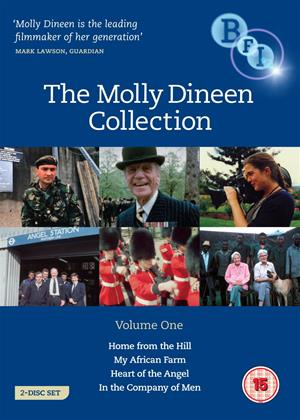 Rent The Molly Dineen Collection: Vol.1 Online DVD Rental