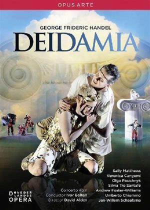 Rent Deidamia: De Nederlandse Opera (Ivor Bolton) Online DVD Rental