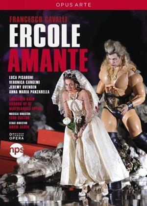 Rent Ercole Amante: De Nederlandse Opera (Ivor Bolton) Online DVD Rental