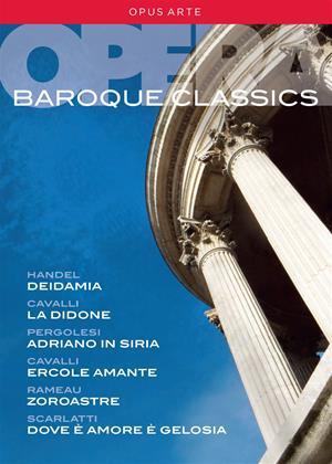 Baroque Opera Classics Online DVD Rental