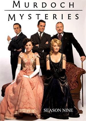 Murdoch Mysteries: Series 9 Online DVD Rental