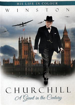 Rent Winston Churchill: A Giant in the Century Online DVD Rental