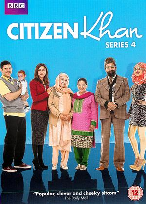 Citizen Khan: Series 4 Online DVD Rental