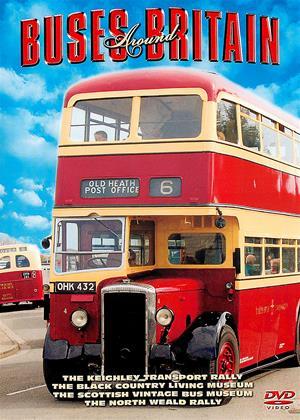Buses Around Britain Online DVD Rental