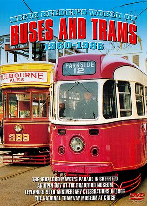 Rent World of Buses and Trams 1960-1986 Online DVD Rental