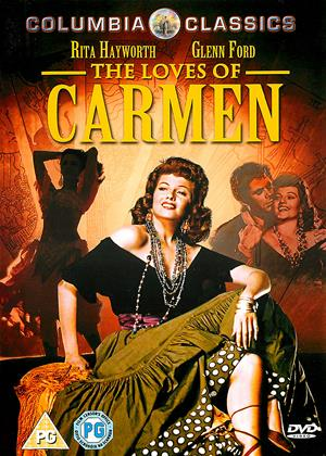 Rent The Loves of Carmen Online DVD Rental