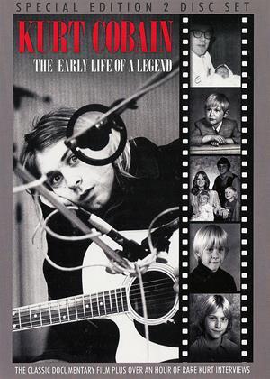 Rent Kurt Cobain: The Early Life of a Legend Online DVD Rental