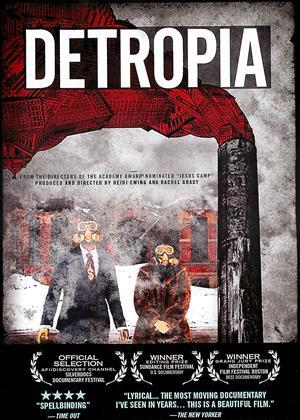 Rent Detropia Online DVD Rental