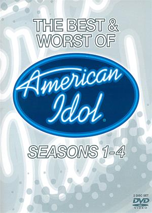American Idol: Best and Worse of Series 1 to 4 Online DVD Rental