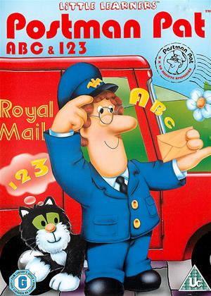 Postman Pat: ABC and 123 Stories Online DVD Rental