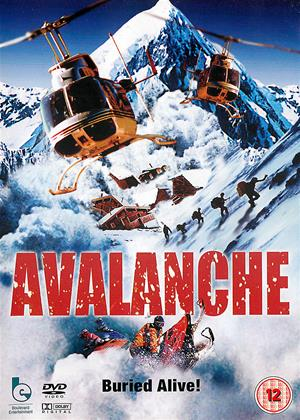 Rent Avalanche (aka Nature Unleashed: Avalanche) Online DVD Rental