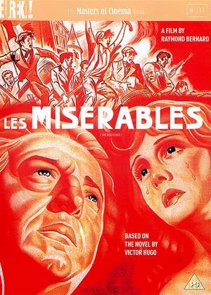 Les Miserables Online DVD Rental