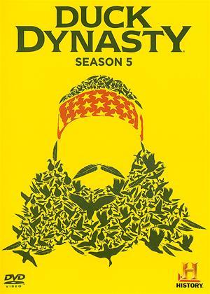 Duck Dynasty: Series 5 Online DVD Rental