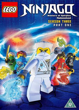 Rent Lego Ninjago: Masters of Spinjitzu: Series 3: Part 1 Online DVD Rental
