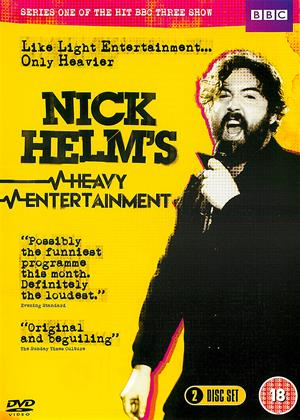 Nick Helm's Heavy Entertainment Online DVD Rental