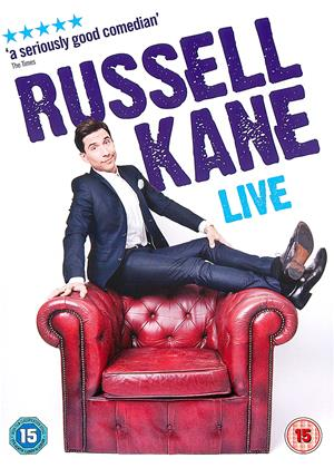 Russell Kane: Live Online DVD Rental