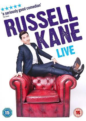 Rent Russell Kane: Live Online DVD Rental