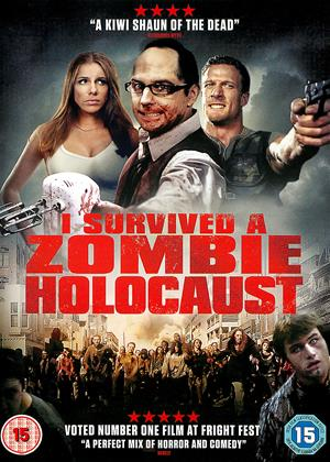 Rent I Survived a Zombie Holocaust Online DVD Rental
