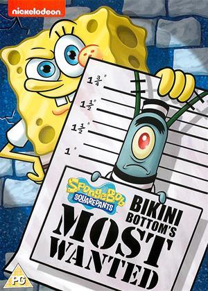 Rent SpongeBob Squarepants: Bikini Bottom's Most Wanted Online DVD Rental