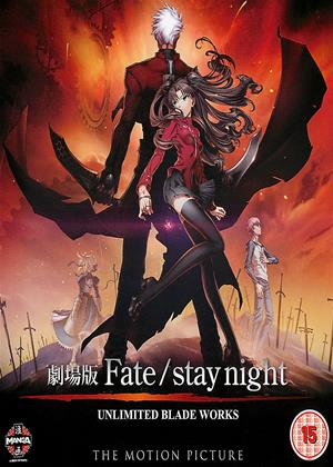 Fate Stay Night: Unlimited Blade Works Online DVD Rental