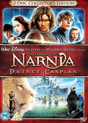 Rent The Chronicles of Narnia: Prince Caspian Online DVD Rental