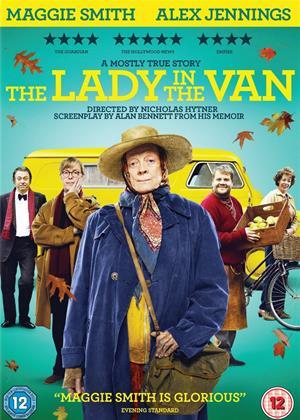The Lady in the Van Online DVD Rental