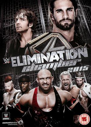 Rent WWE: Elimination Chamber 2015 Online DVD Rental