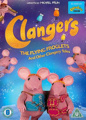 Rent Clangers (aka Clangers: The Flying Froglets and Other Clangery Tales) Online DVD Rental