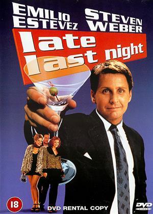 Rent Late Last Night Online DVD Rental