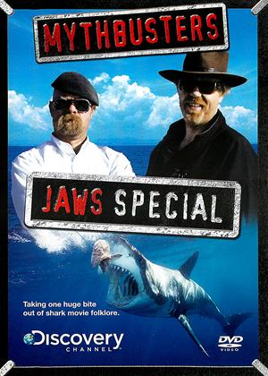Rent MythBusters: Jaws Special Online DVD Rental