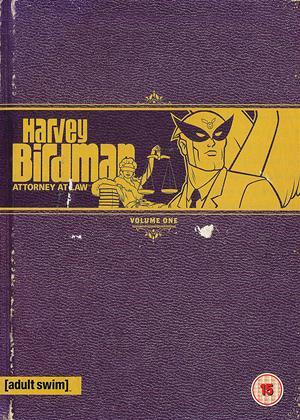 Harvey Birdman, Attorney at Law: Vol.1 Online DVD Rental
