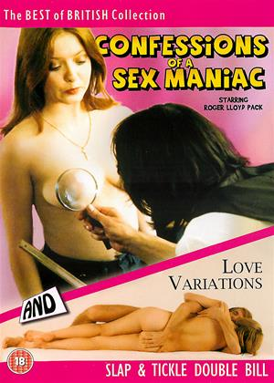 Rent Confessions of a Sex Maniac / Love Variations (aka The Man Who Couldn't Get Enough / Love Variations) Online DVD Rental