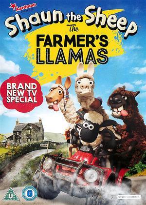 Rent Shaun the Sheep: The Farmer's Llamas Online DVD Rental