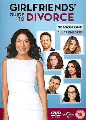 Girlfriends' Guide to Divorce: Series 1 Online DVD Rental