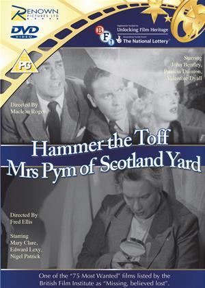 Hammer the Toff / Mrs. Pym of Scotland Yard Online DVD Rental