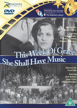 This Week of Grace / She Shall Have Music Online DVD Rental