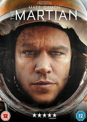 The Martian Online DVD Rental