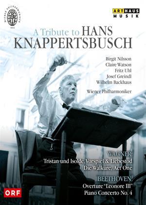 Rent A Tribute to Hans Knappertsbusch Online DVD Rental
