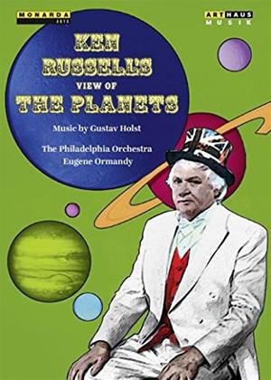Rent Ken Russell: View of the Planets Online DVD Rental